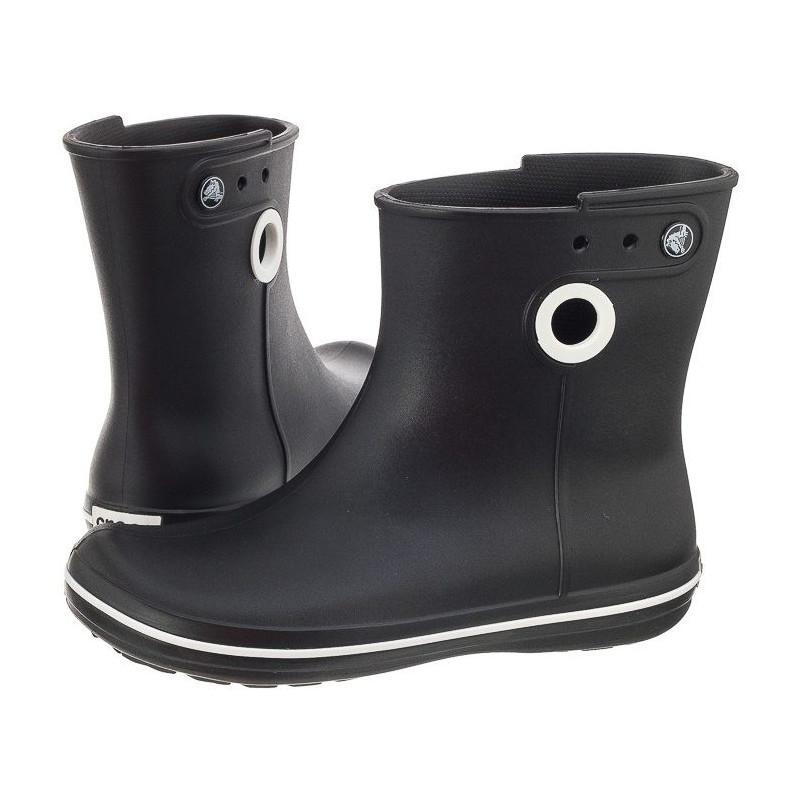 4b38866dcf5 Crocs Jaunt Shorty Boot W Black 15769-001 (CR81-a) bateliai