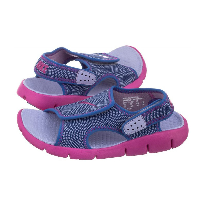 bf6053676fd Nike Sunray Adjust 4 (GS/PS) 386520-504 (NI775-a) sussid