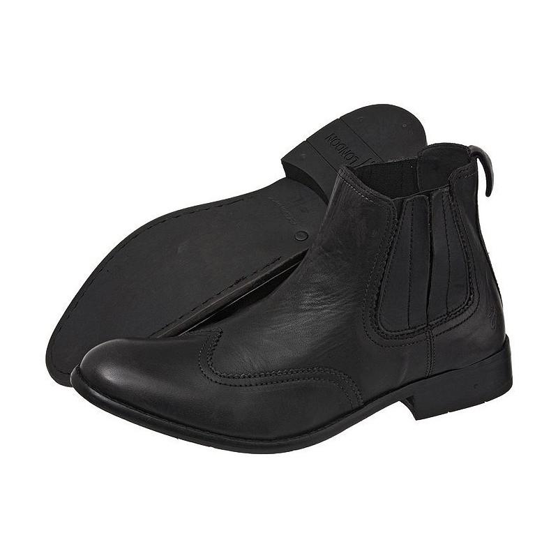 FLY London Wyle Black (FL148-a) batai