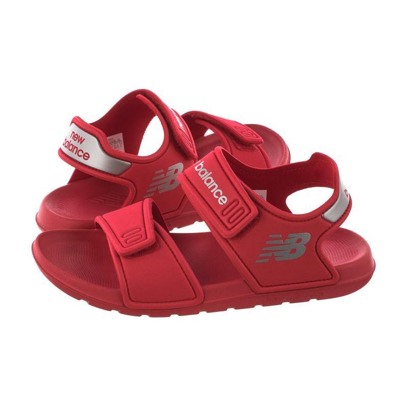 New Balance YOSPSDRD Kids Czerwone (NB404-b) sandalai