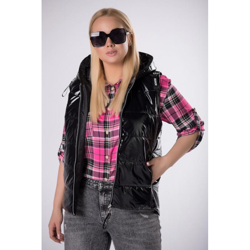 ADRIANO-INES-ROSE vest